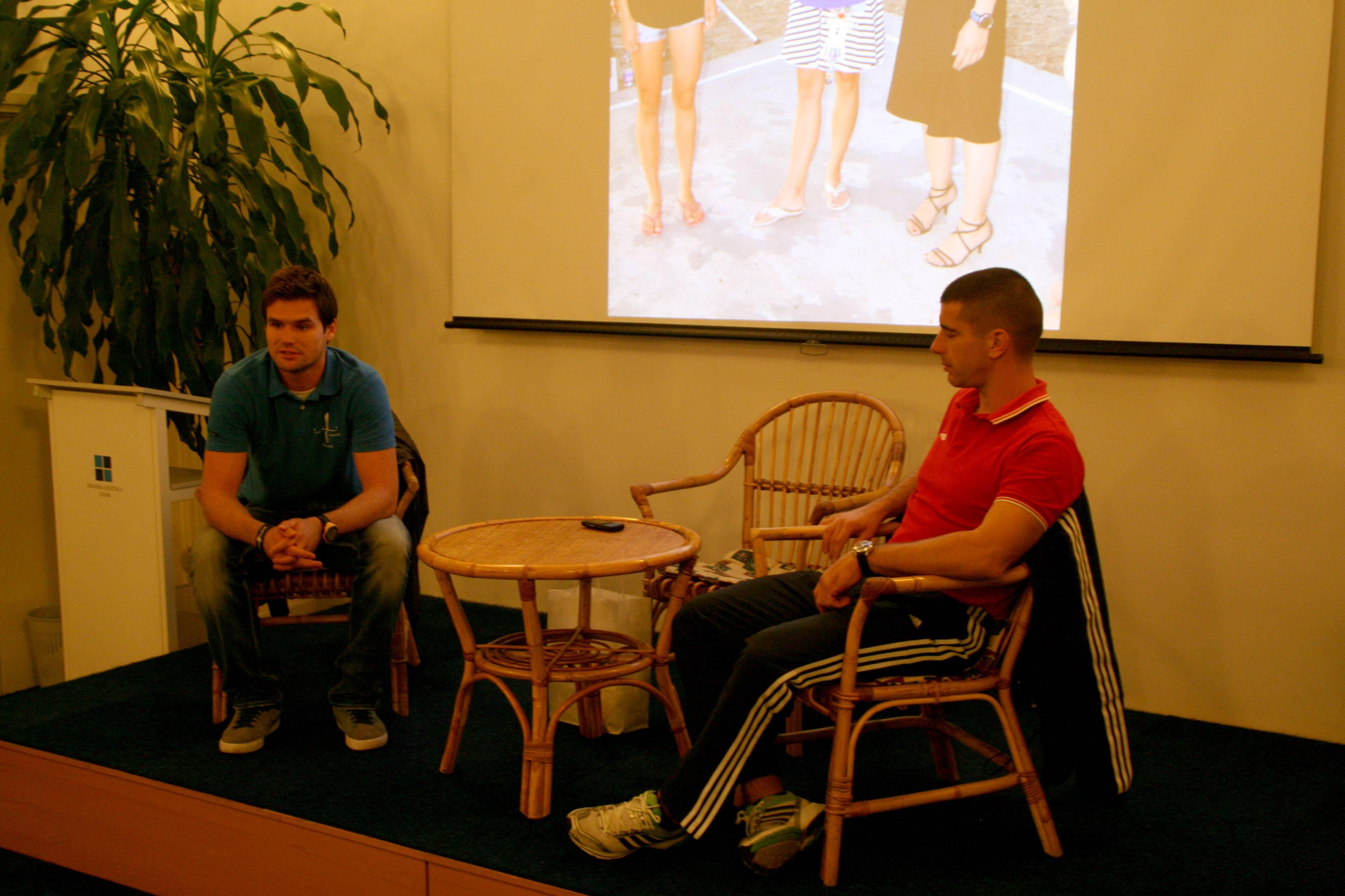Apnea trening i svjetsko prvenstvo - Nica 2012.