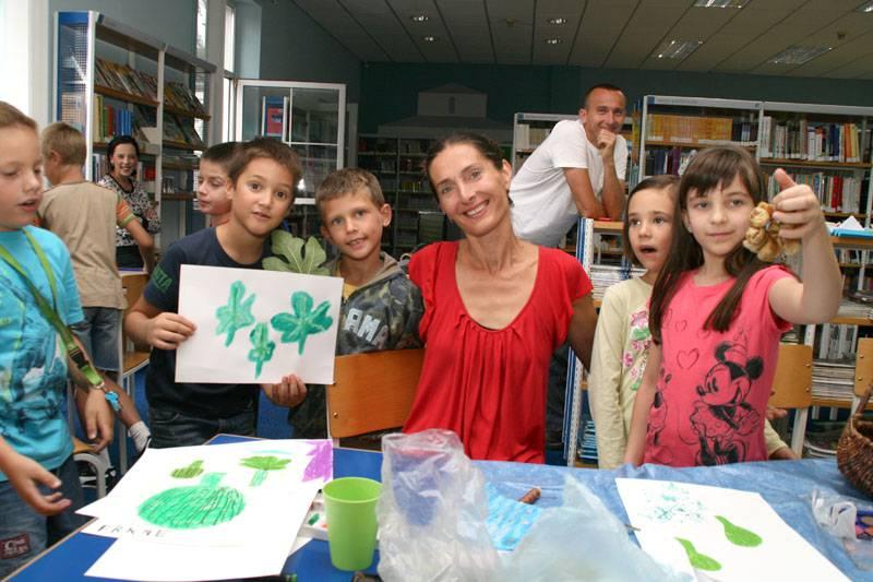 Radionica za djecu o smokvama
