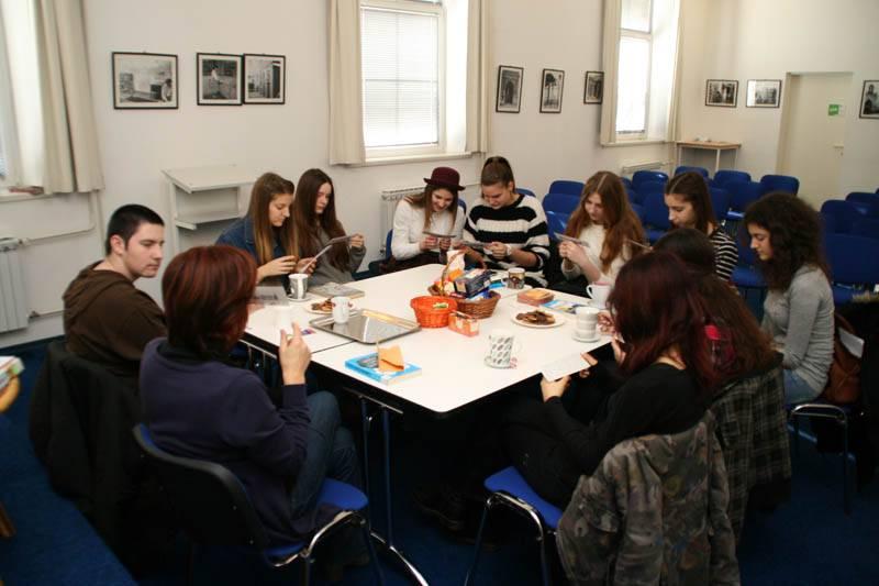 Klub čitatelja za tinejdžere od 13 do 16 godina