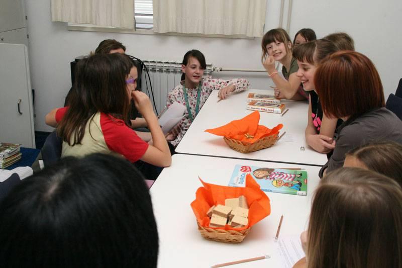 Klub čitatelja za djecu