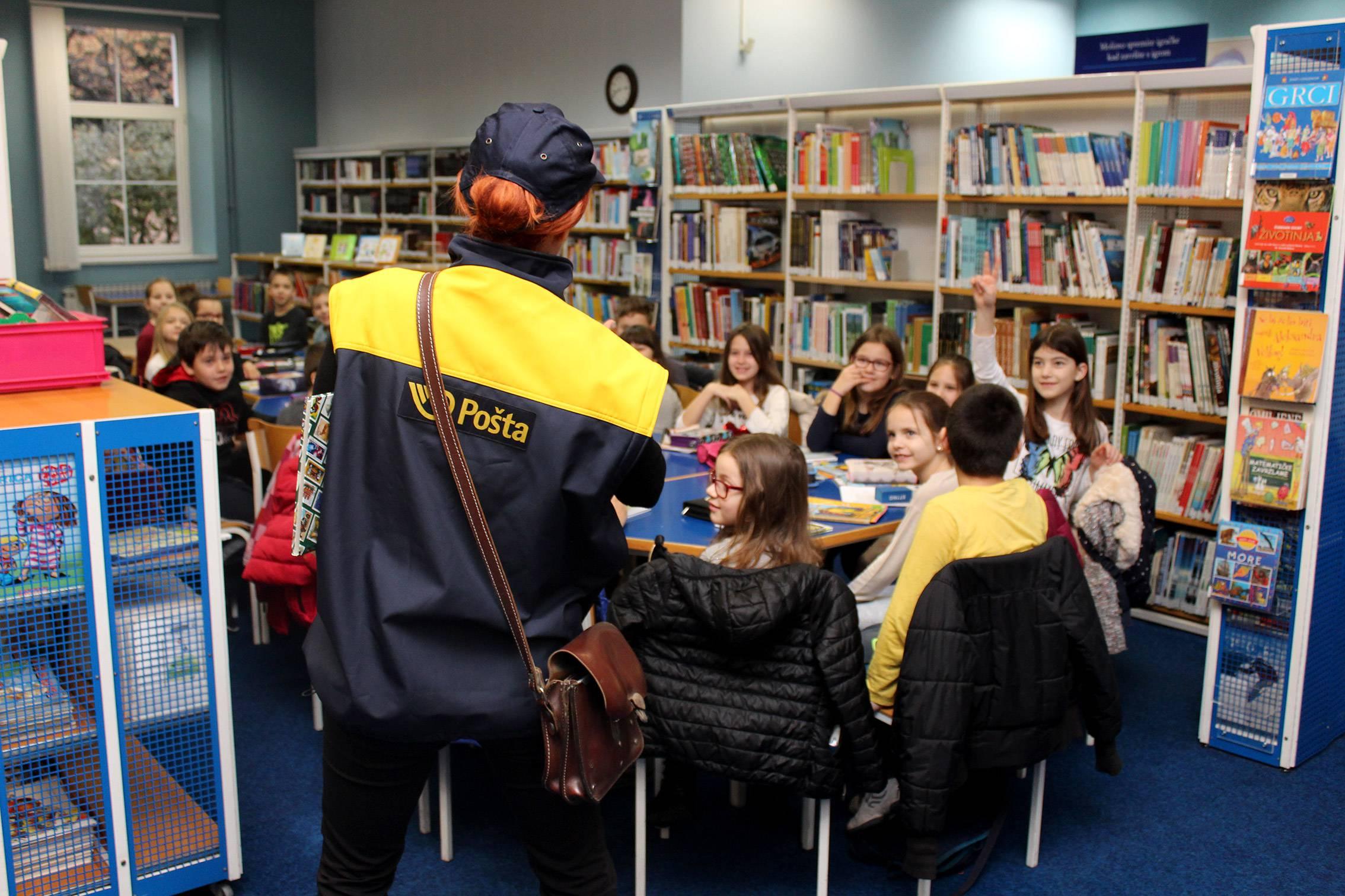 Zadar čita 2018: Poštarska bajka