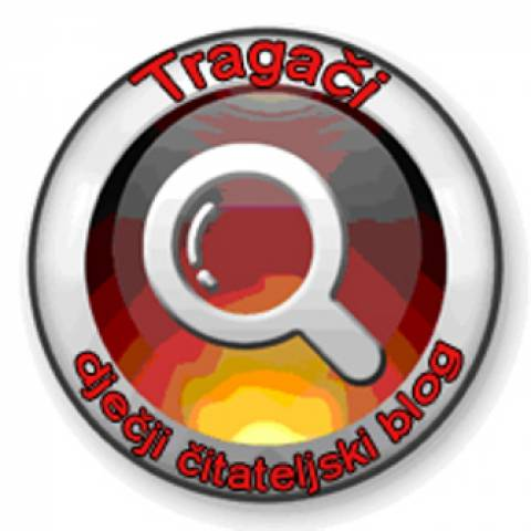 Logo bloga Tragači