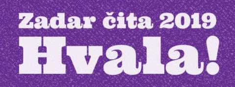 Zadar cita 2019 zahvala