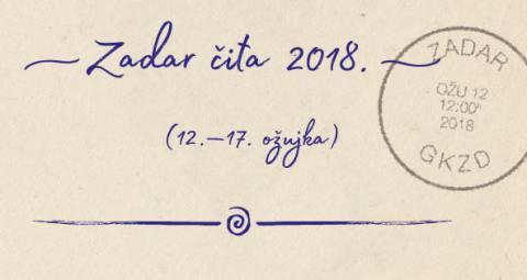 Zadar čita 2018.