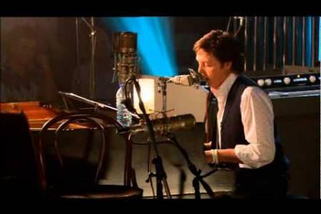 22.03.2021. / Paul McCartney: Chaos & Creation at Abbey Road