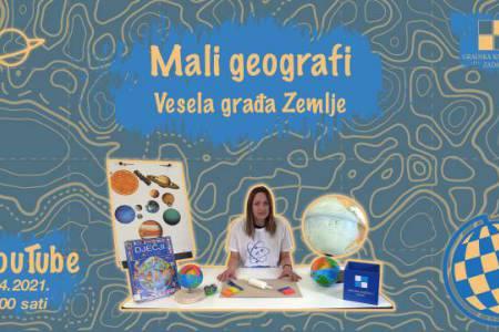 MALI GEOGRAFI | Vesela građa Zemlje