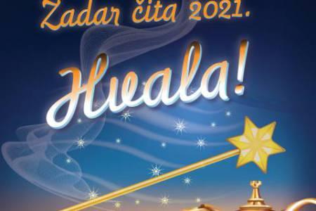 Zadar čita 2021. - Hvala!