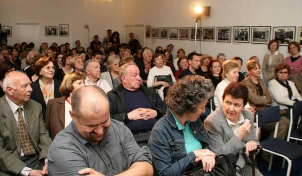 Zadar čita: Mirjana Krizmanić