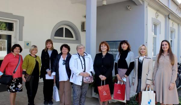 Posjet kolega iz Litve