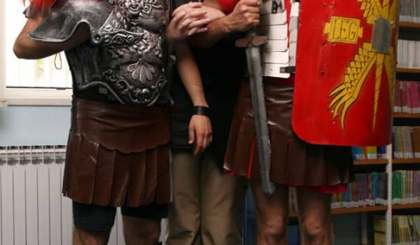 Posjet rimskih vojnika