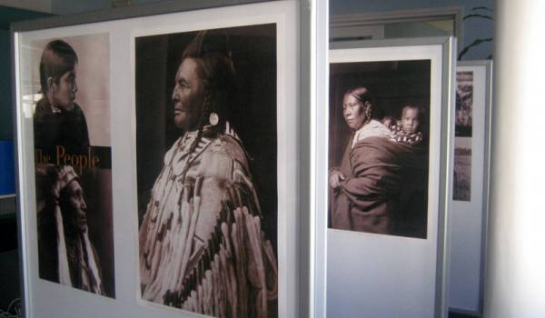 Native Americans izložba