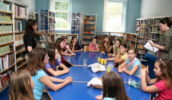 Sastanak Kluba čitatelja za tinejdžere