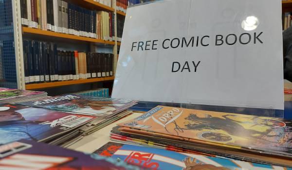 Festival stripa Zbirka 74: Svjetski dan besplatnih stripova