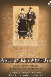 Arbanaška vjenčanja iz prašnih albuma