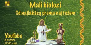 Mali biolozi - Od najlakšeg prema najtežem