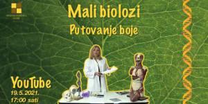 Mali biolozi - Putovanje boje