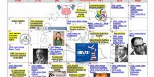 Hrvatsko čitateljsko društvo - istaknuti datumi u listopadu