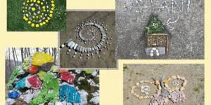 Ljeto u Knjižnici: Land Art - stvaraj u prirodi i s prirodom