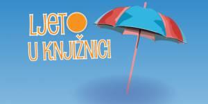 Ljeto u Knjižnici - logo