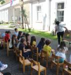 Posjet ucenika OS Petra Preradovica