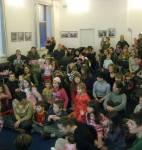 Mala igraonica - radionica za bebe i roditelje: Pjesmice za najmlađe uz pokret i gitaru