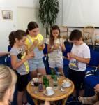 Druženje članova klubova čitatelja Ogranka Bili brig