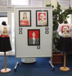 2. skupna izlozba ucenika dizajna tekstila